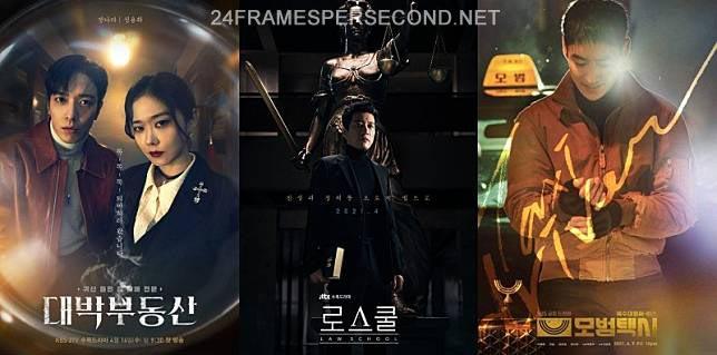 Drama Korea serta Film Dari Hollywood Yang Tayang Di Bulan April 2021