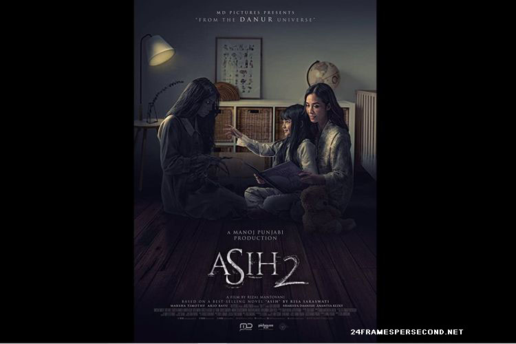 Review Film Asih 2 yang akan tayang di Disney