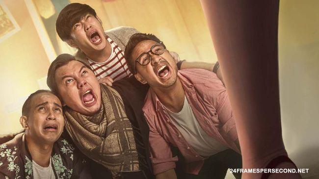 Review Film Bucin Garapan Youtuber Chandra Liow