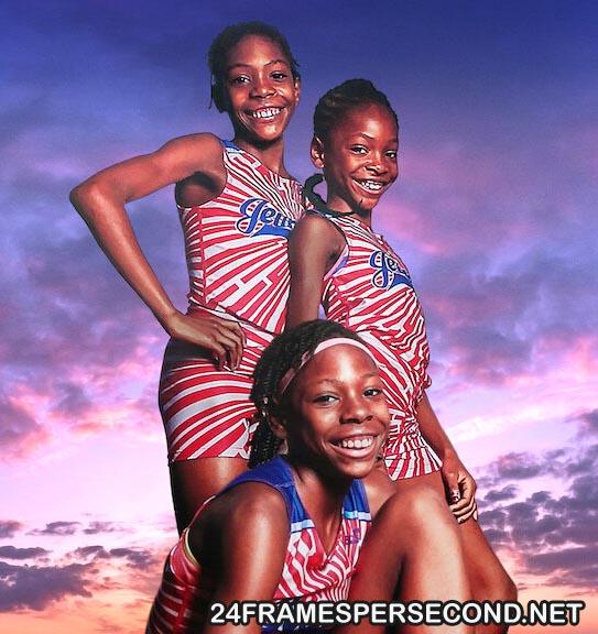 Film Dokumenter Sisters on Track