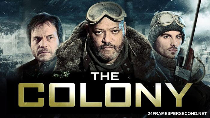 Review Film The Colony
